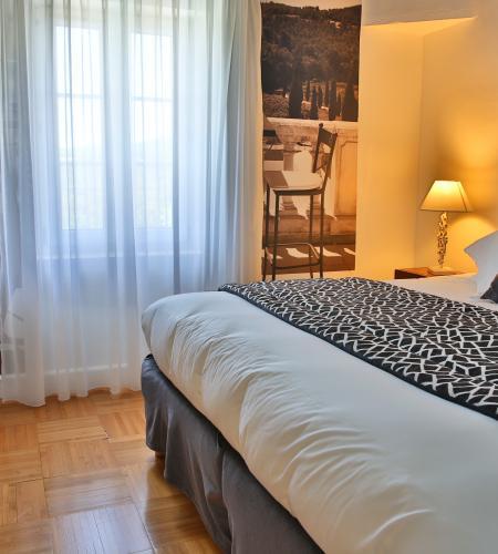 Villa Doria 2eme étage chambre