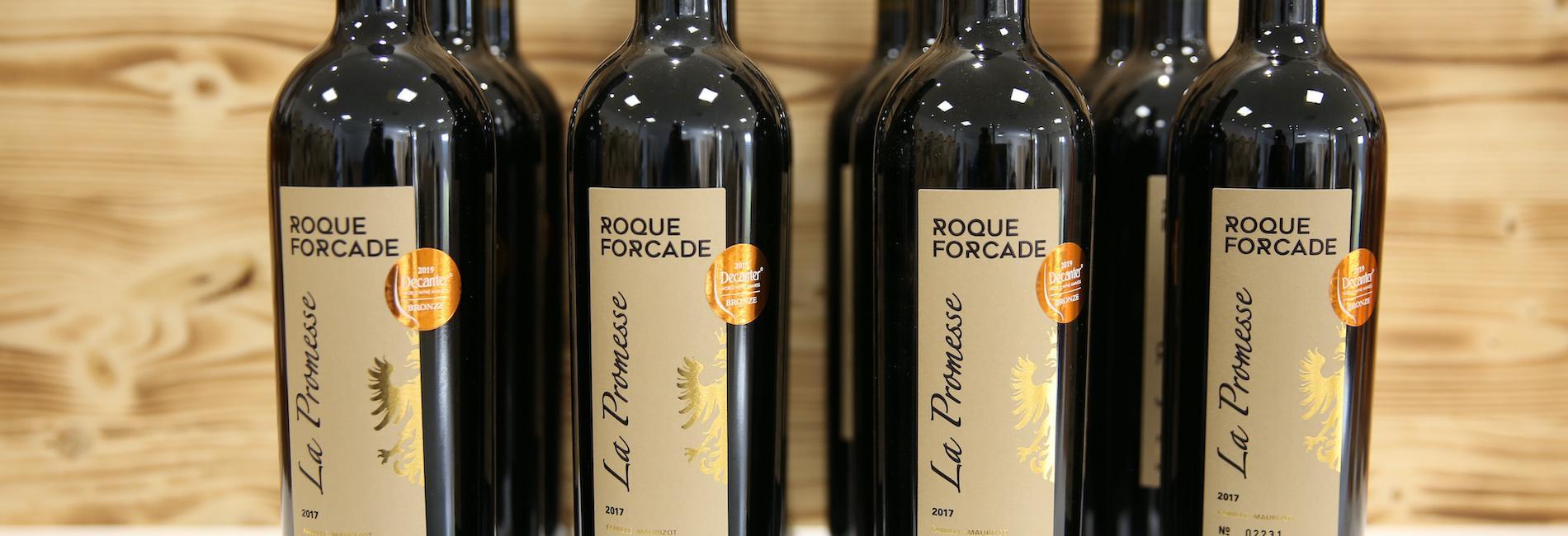 Production de vins du terroir
