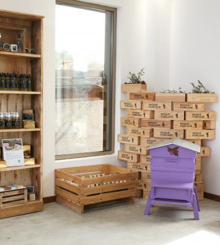 Notre production de miel de Provence