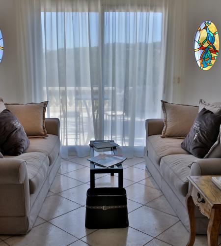 Villa Doria Petit Salon