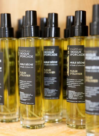 Notre production d'huile d'olive
