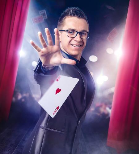 Spectacle de magie pour HALLOWEEN 21h00